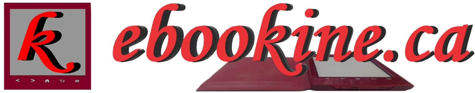 Logo d'Ebookine et son favicon
