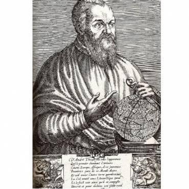 André Thevet : célèbre cosmographe, prétendu grand voyageur