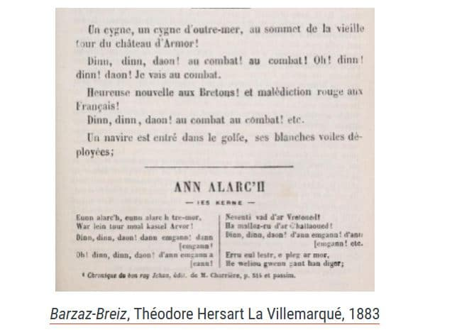 L'aguilaneuf (2e partie). Suite du texte de Oscar Havard