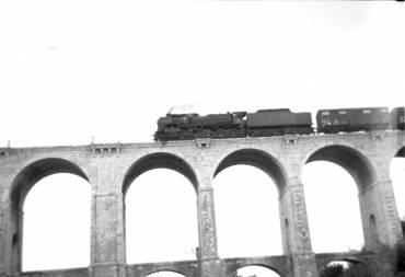 Le viaduc de Chaumont en Haute-Marne